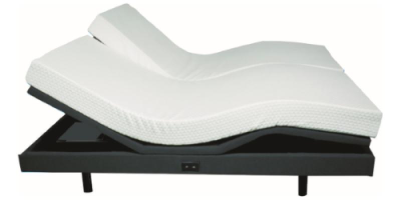מיטה מתכווננת חשמלית קלארק אנד קומפורט